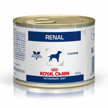 RC Diet Canine Renal support 12x200G