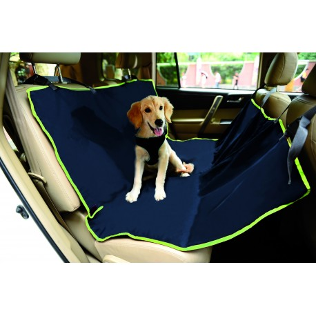Cubreasientos coche impermeable azul