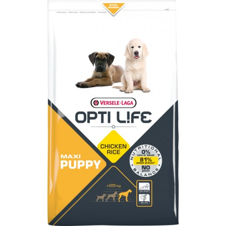 Opti-Life Puppy Maxi