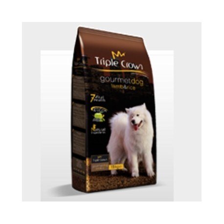 Triple Crown Gourmet Dog