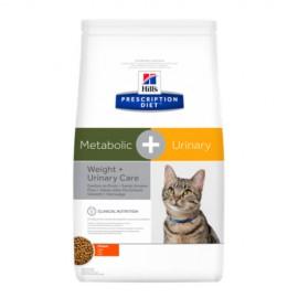 Hills diet feline Metabolic Urinary Stress