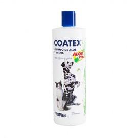 Coatex Champu Aloe y Avena