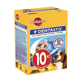 Multipack Dentastix Md 28u/720gr PVP marcado