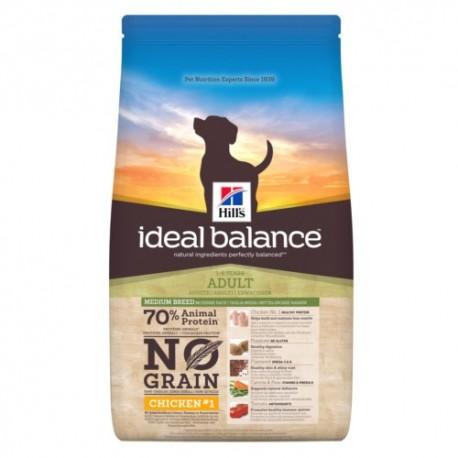 Hills IB Can Adult No Grain Pollo Patata