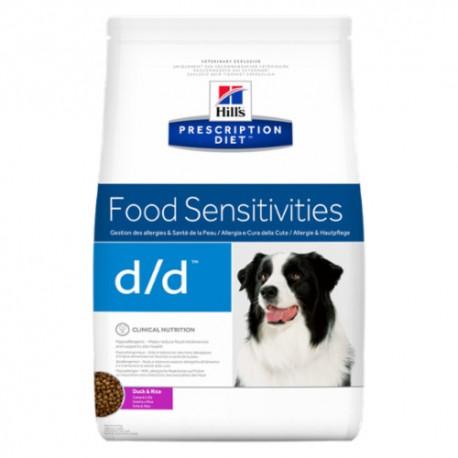 Hills Diet Canine d/d pato y arroz