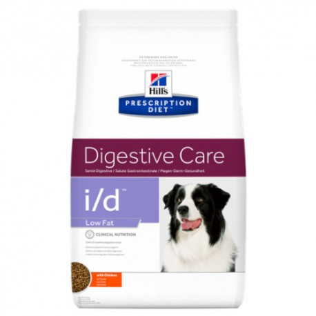Hills Diet Canine i/d Low Fat