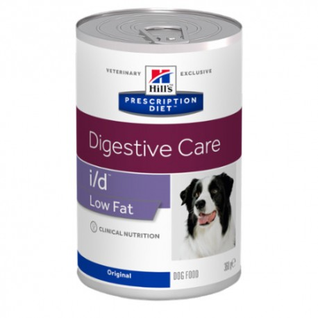 Hills Diet Canine i/d Low Fat (12x360 gr)