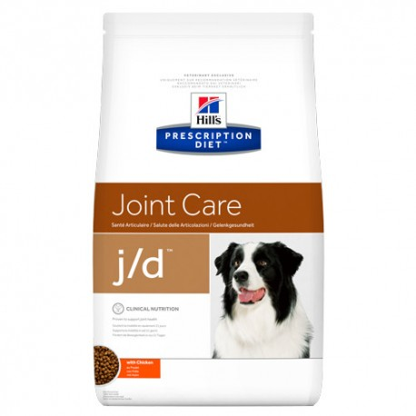 Hills Diet Canine j/d