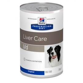 Hills Diet Canine l/d (12x370 gr)