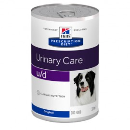 Hills Diet Canine u/d (12x370 gr)