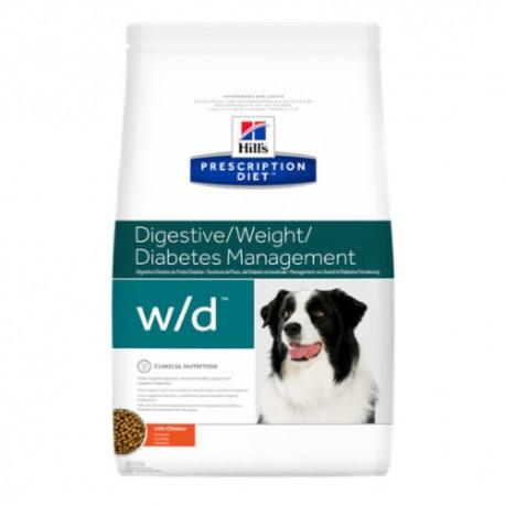 Hills Diet Canine w/d