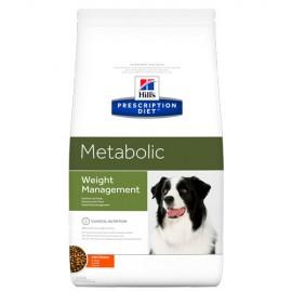 Hills diet canine Metabolic