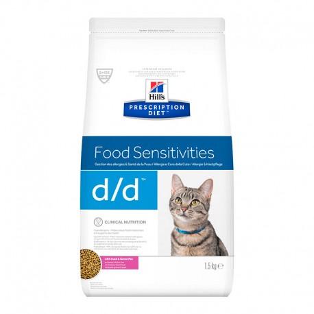 Hills Diet Feline d/d Pato