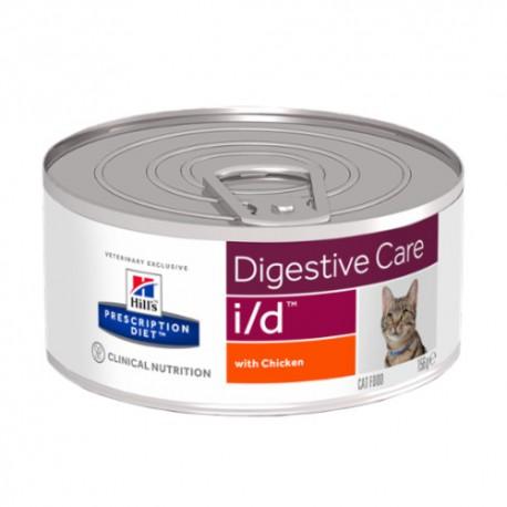 Hills Diet Feline i/d lata (24x156 gr)