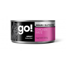 Go! Grain Free Chicken Pate Cat