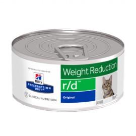 Hills Diet Feline r/d (lata) (24x156 gr)