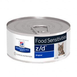 Hills Diet Feline z/d Ultra (24x156 gr)