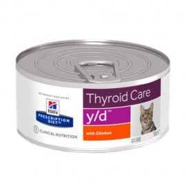 Hills Diet Feline y/d (lata) (24x156 gr)