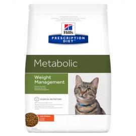 Hills diet feline Metabolic