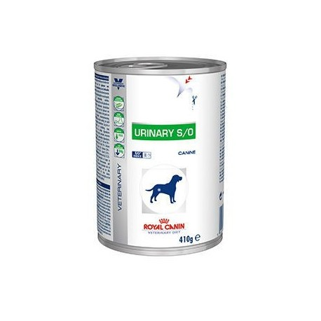 Diet Canine Wet Urinary S/O (12x410 gr)