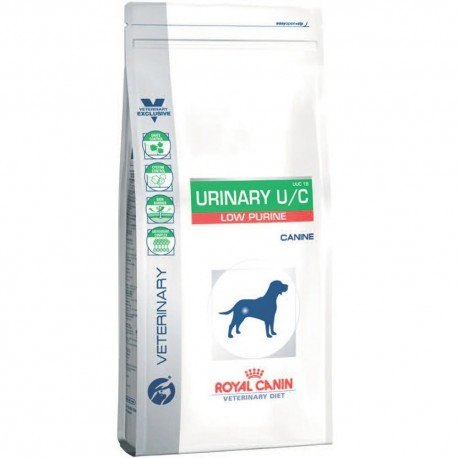 Diet Canine Urinary UC Low Purine 18