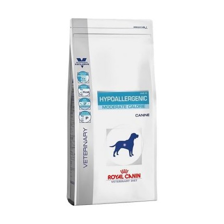 Diet Canine Hypoallergenic Moderate Calorie