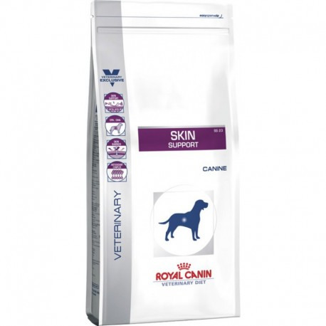 Diet Canine Skin Support SS23