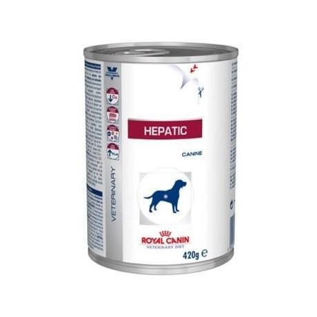 Diet Canine Wet Hepatic (12x420 gr)