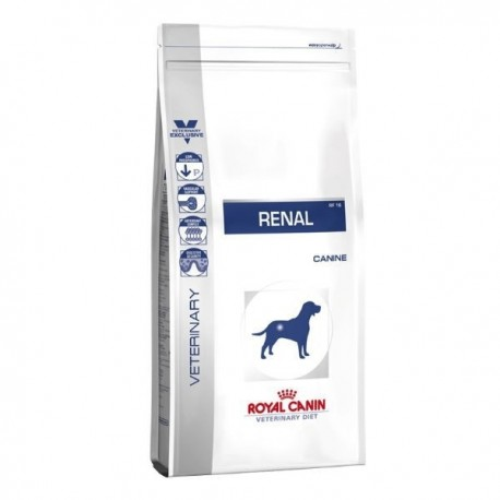 Diet Canine Renal RF14