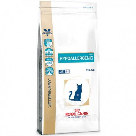 Royal Canin Diet Feline Hypoallergenic DR25