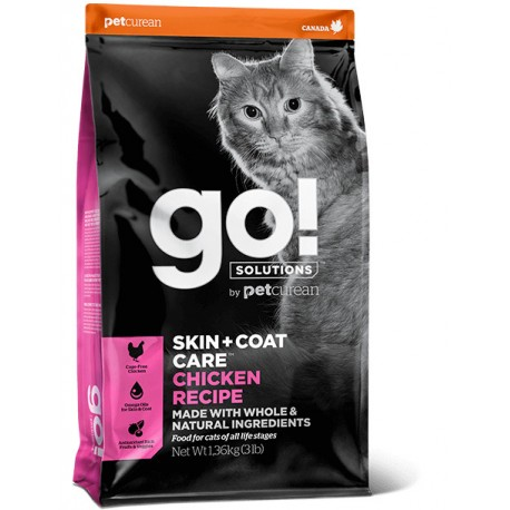 GO! SKIN + COAT Chicken Cat