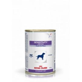 Diet Canine Sensitivity Control pato