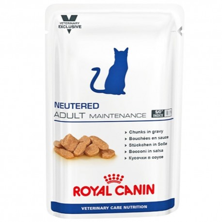 Royal Canin Feline Neutered Adult (12x100g)