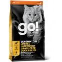 GO! SENSITIVITIES Limited Ingredient Grain Free Duck Cat