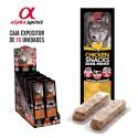 Alpha Spirit Snack Tacos Perro Pollo 35Gr (x16ud)