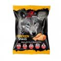 Alpha Spirit Snacks de Pollo perro (24 bolsasx50g)