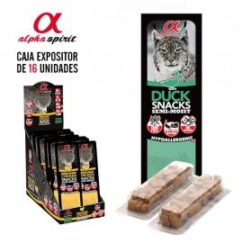 Alpha Spirit Snack Tacos Gato Pato 35Gr (x16)