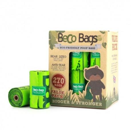 BecoBags 18 rollosx15 bolsas (270 total)