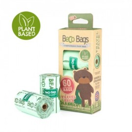 BecoBags compostable 4 rollosx15 bolsas