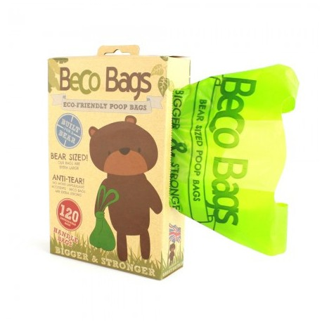 Becobags handless 120 bolsas