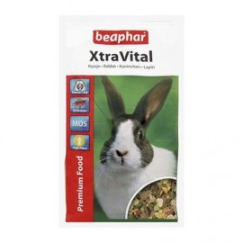 Xtravital Conejo Alimento 1 Kg Beaphar