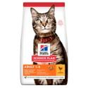 Hills feline Adulto optimal care pollo