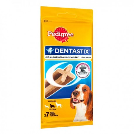 Pedigree Dentastix Med 180g (x10)