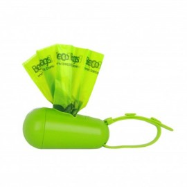 Beco Pod dispensador bolsas verde