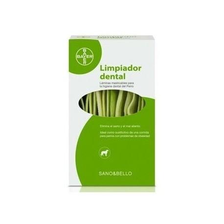 Limpiador Dental 140 Gr Sano & Bello