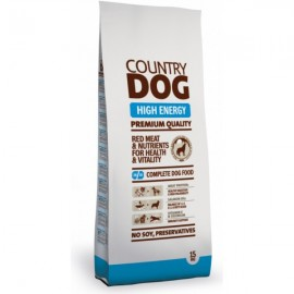 Country Dog Food Energy