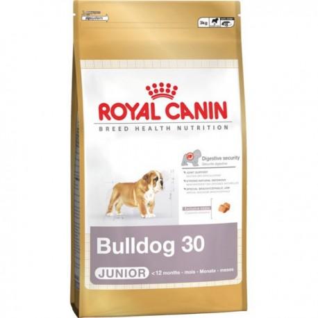 Royal Canin Bulldog Junior 30
