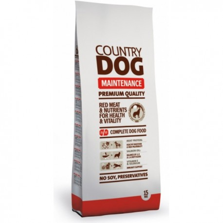 Country Dog Food Maintenance