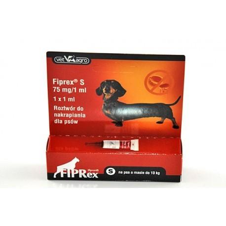 Fiprex S 2-10 Kg 12 pip.