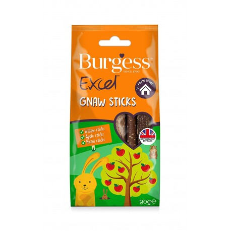 Burgess Excel stick madera sauce roer